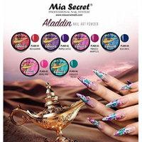 Mia Secret ACRYLIC POWDER ALADDIN COLLECTION 12 Pc Works W Acrylic Dip System