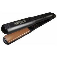 Hair Art Lightweight Ceramic Tourmaline Flat Iron Hair Straightener Dual Voltage 1-3/8 Inch