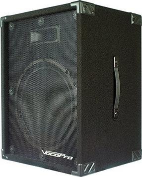 VOCOPRO PV-1800 400W Active Speaker w/Built in Digital Echo Mixer Acti