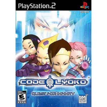 American Game Factory Code Lyoko: Quest for Infinity