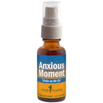 Anxious Moments Herbs On The Go (1 Ounces Liquid) by Herb Pharm at the Vitamin Shoppe