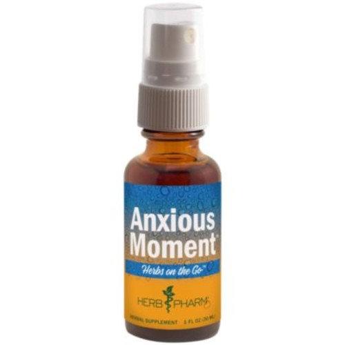 Anxious Moments Herbs On The Go (1 Ounces Liquid) by Herb Pharm at the Vitamin Shoppe