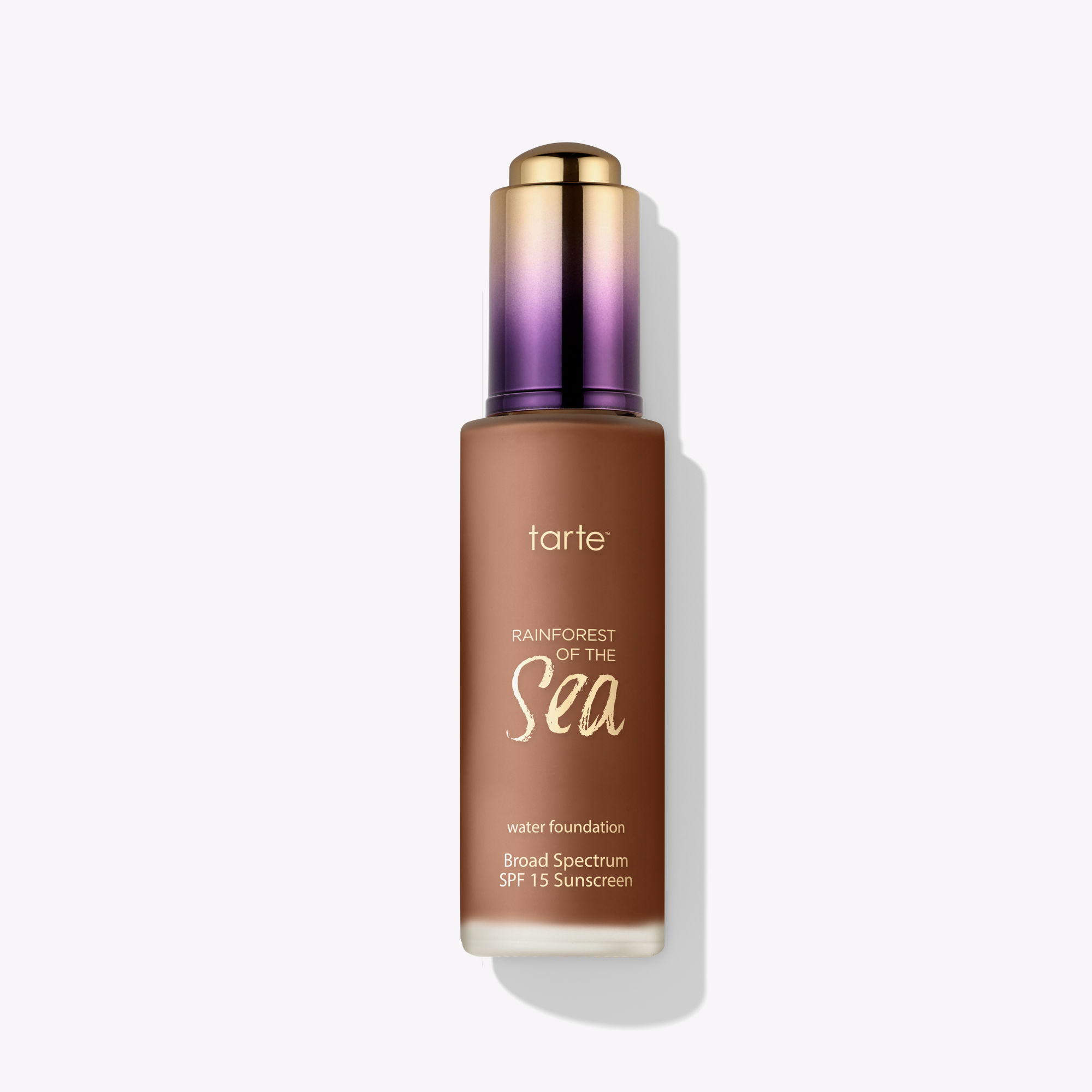tarte™ rainforest of the sea water foundation Broad Spectrum SPF 15