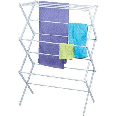 Trademark Lavish Home 3-Tier Clothes Laundry Drying Rack