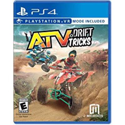 Maximum Games, Llc Atv Drift & Tricks Playstation 4 [PS4]