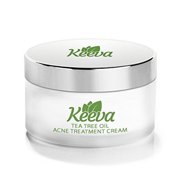 7X FASTER Acne Treatment for Scars, Cystic Spots & Blackheads Secret TEA TREE OIL + Salicylic Acid Dermatologist Recommended for Fast Scar Removal - Get Rid of Bacne in Days