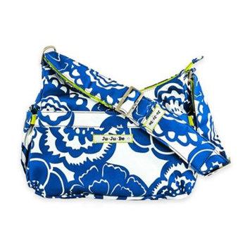 Ju Ju Be Ju-Ju-Be Unisex Hobo Be Diaper Bag Cobalt Blossoms Size 5.5