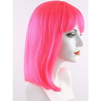 Forever Young Go-Go Girl Synthetic Costume Full Wig