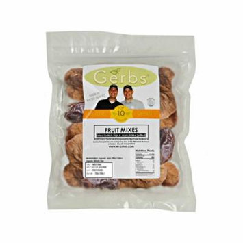 Dried Figs & Dates Fruit Mix by Gerbs - 2 LBS - No Preservatives - Top 12 Food Allergen Free & NON GMO
