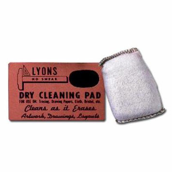PACIFIC ARC CL10 DRY CLEANING PAD SMALL