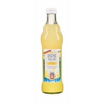 Rieme Traditional Lemon Sparkling Limonade -11.18oz Screw Top Bottle (Twelve - 11.18oz Bottles)