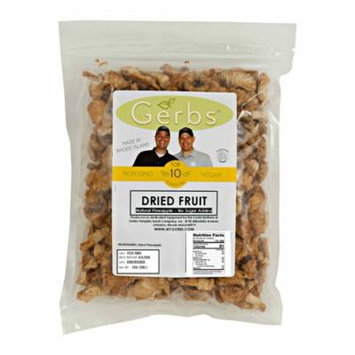 Dried Pineapple, No Sugar Added by Gerbs - 2 LBS - No Preservatives - Top 12 Food Allergen Friendly & NON GMO
