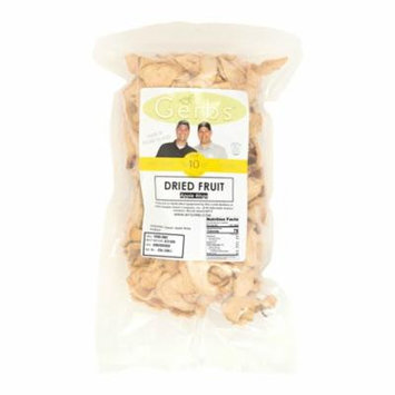 Dried New England Apple Slices by Gerbs - 2 LBS - Unsulfured (No Preservatives Added) - Top 12 Allergen Free