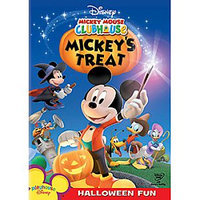 Mickey Mouse Clubhouse Mickeys Treat [dvd] (buena Vista Home Video)