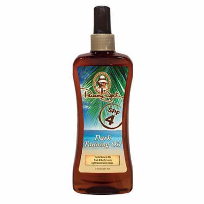 Panama Jack Dark Tanning Oil, SPF 4 8.0 fl(pack of 6)