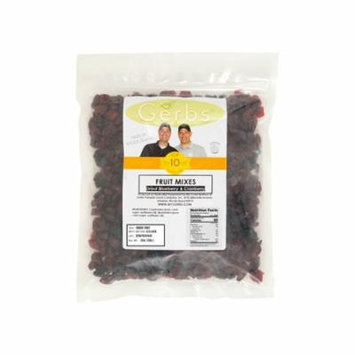 Dried Cranberries & Blueberries Fruit Mix by Gerbs - 2 LBS - No Preservative- Top 12 Allergen Free & NON GMO
