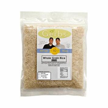 Basmati Rice by Gerbs - 2 LBS - Top 12 Food Allergen Free & NON GMO - Vegan & Kosher - Country of Origin India