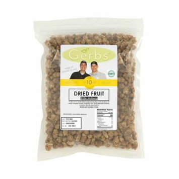 Dried White Mulberries, No Sugar Added by Gerbs - 2 LBS - Preservative Free - Top 12 Food Allergen Friendly & NON GMO