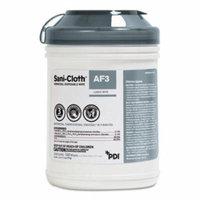 Nice-Pak NICP13872 Sani-cloth Af3 Germicidal Disposable Wipes, 6 X 6 3/4, 12 Per Carton