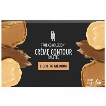 Black Radiance True Complexion Creme Contour Palette Light To Medium 0.26 oz.(pack of 4)