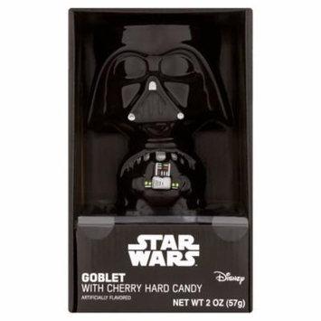 Disney Star Wars Goblet with Cherry Hard Candy, 2 oz