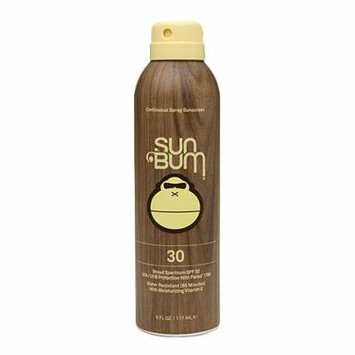 Sun Bum Continuous Spray Sunscreen SPF 30 6.0 oz.(pack of 6)
