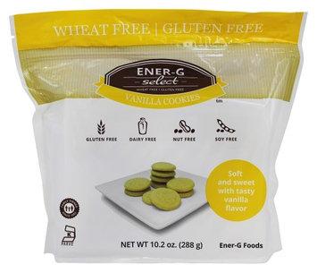 Ener-G - Ener-G Select Cookies Vanilla - 10.2 oz(pack of 3)