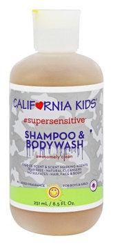 California Kids - Shampoo & Bodywash Supersensitive - 8.5 oz.