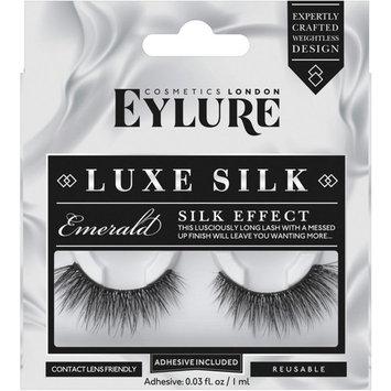 Luxe Silk Emerald Lashes