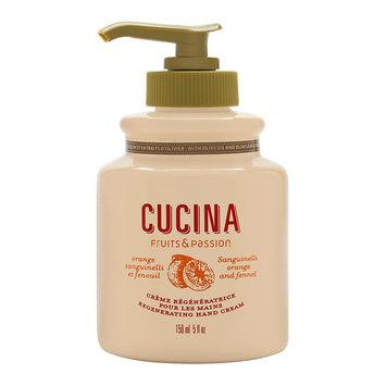 Cucina Regenerating Hand Cream - Sanguinelli Orange and Fennel - 5 fl oz