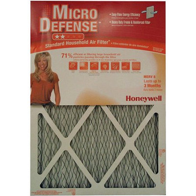Honeywell MERV 8 Standard Air Cleaning 1