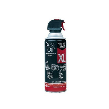 Falcon DPSXL Dust-Off XL Disposable Duster, 10 oz Canister (Case of 12)