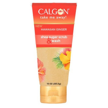 Calgon Hawaiian Ginger Exfoliating Scrub