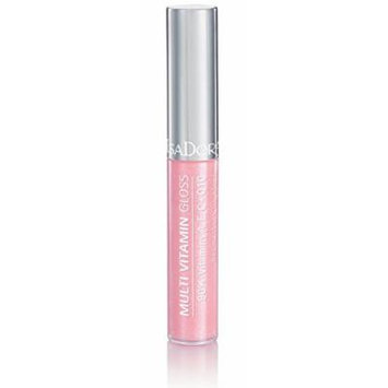 Isadora Multi Vitamin Antioxidant Lip Gloss made by 90% of vitamins A, C, E + Q10 - 7 ml/.24 Fl.oz. (03 Lychee)