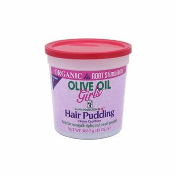 ORS Olive Oil Girls Hairpudding 385 ml Jar by Ors