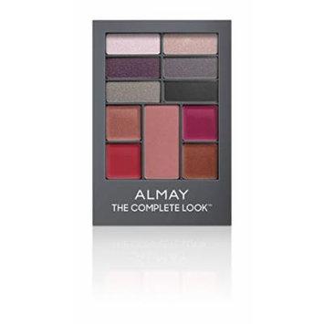 Almay The Complete Look Makeup Palette, Medium/Deep by Almay