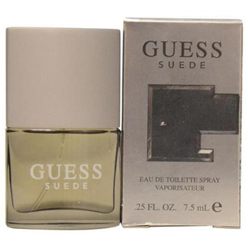 Guess Suede 7.5 ml MINI spray for men by Guess