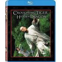 Sony Crouching Tiger Hidden Dragon 15th Anniversary Blu-ray