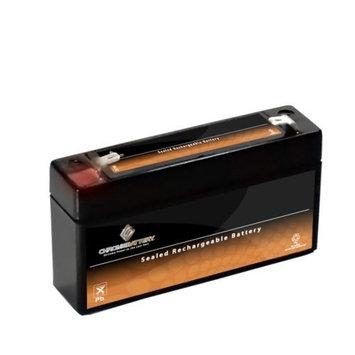 UB613 6V 1.2AH SLA613 CM612 GH613 GP612 GP613 Battery
