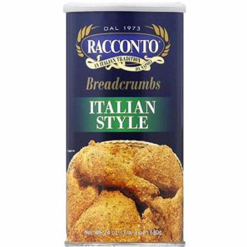 Breadcrumb Ital Style, 24 Oz (pack Of 12
