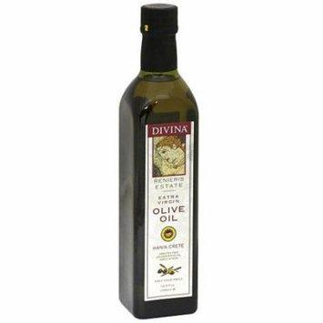 Divina Extra Virgin Olive Oil, 16.9 oz (Pack of 6)
