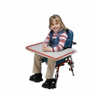 Fabrication Enterprises 31-3838 Skillbuilders School Chair with Extension Legs - Small & Large