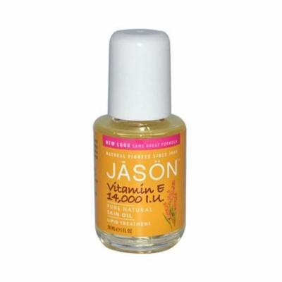 Jason Natural Products HG0349803 1 fl oz Vitamin E Pure Beauty Oil - 14000 IU