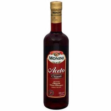 Rummo Lenta Lavorazione Chianti Red Wine Vinegar, 16.9 oz (Pack of 6)
