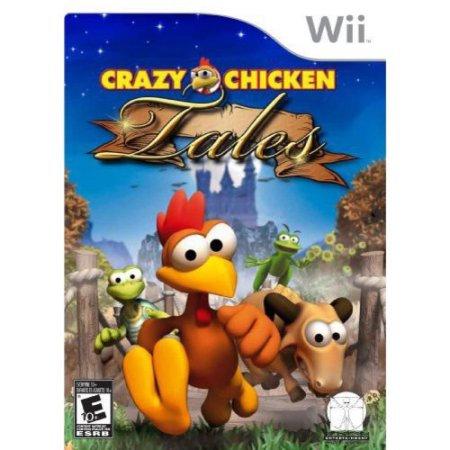 Svg Distribution Wii - Crazy Chicken Tales