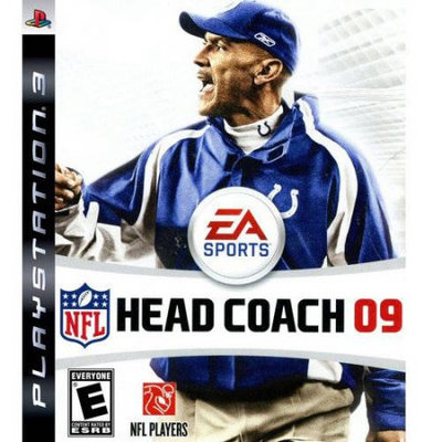 Electronic Arts Tiburon Nfl Head Coach 09 (PS3) - Pre-Owned