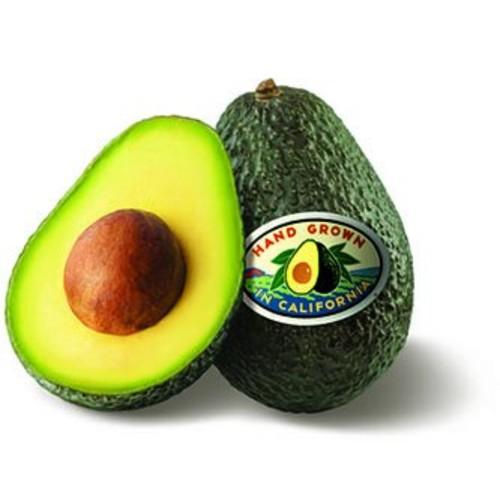 Avocados California Hass - Certified Organic Six Pounds