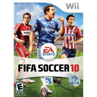 EA FIFA Soccer 10 Wii