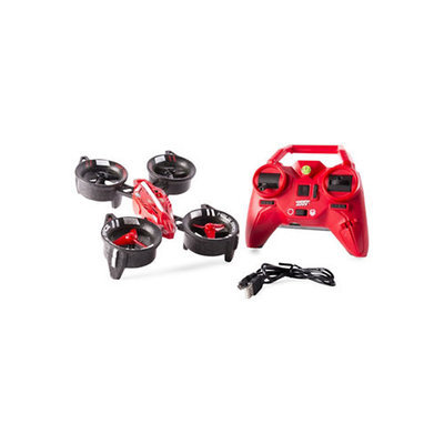 Air Hogs Helix Race Remote Control Drone - 2.4 GHz Red
