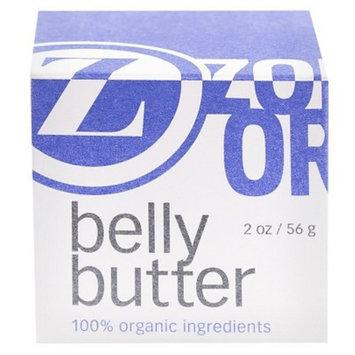 Zoe Organics Belly Butter - 2 oz